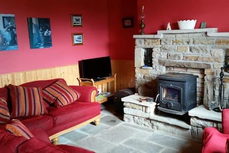 """Fuchsia Cottage"" - House"