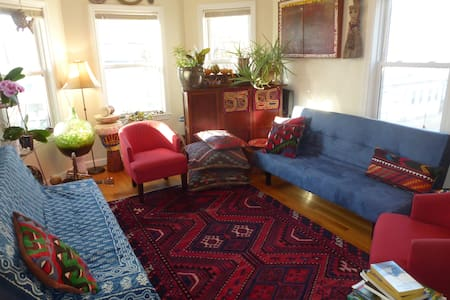 connected ,centrally located pad - Somerville