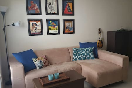 Modern 1-BR Apt in Victoria Park - Great Location! - Fort Lauderdale - Apartment