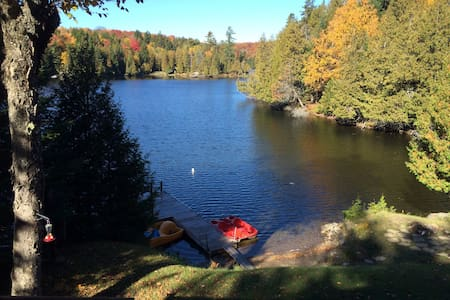 A  Little piece of Heaven 45min from Montreal. - Cabin