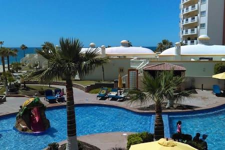 Las Palmas Beachfront Resort Condo - Puerto Peñasco - Condominio