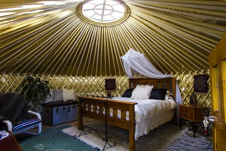 Glamping at its finest!! - Auckland - Yurt