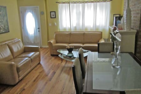Quiet, Confy Twin Bed Near NYC - Jersey City - House