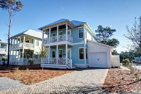 Family Tides, walk to beach! Near 30A! - Santa Rosa Beach - House