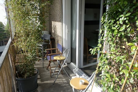 superbe appartement à 200m de PARIS - Saint-Ouen - Appartamento