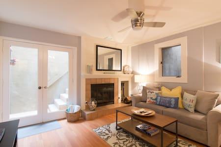 Adorable Del Mar Beach Apartment - Apartament