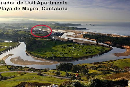 Apartamento junto al mar - Mogro - Pis