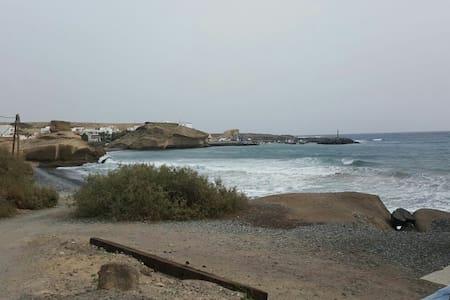 Playa Las Arenas, Tajao - Fasnia