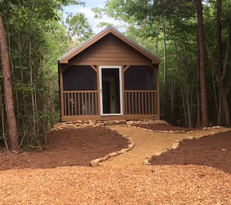 Little River Refuge - New Tiny Cabin w/Great Pool - Mentone