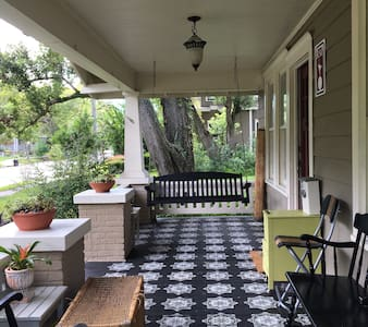 Urban Cottage in Walkable Riverside - Jacksonville - Huis