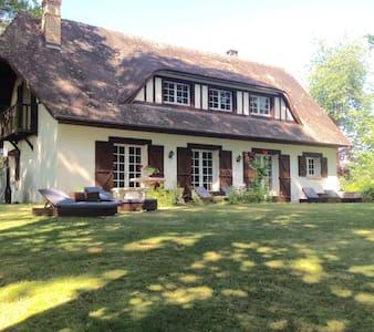 Cottage Parc Deauville Honfleur - Corneville-sur-Risle - Maison