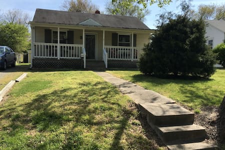 Charming 2BR In Richmond, Virginia - Rumah