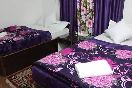 Tara's Urban Homestay in Gangtok- Private room - Szoba reggelivel