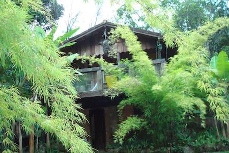 """Araras Chalet """"Ninho do Cuco"""" - Cottage"""