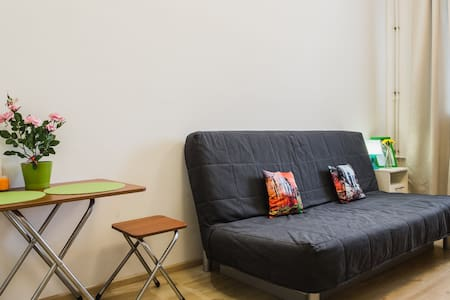 Сдаю квартиру-студию 18м2 - Byt