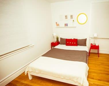 Studio bedroom 25 mins from NYC - Mount Vernon - Maison