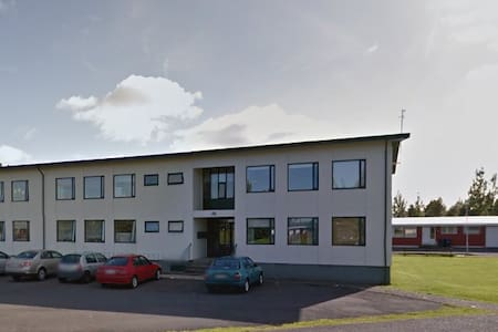 Cozy apartm. in heart of Selfoss - South Iceland - Huoneisto