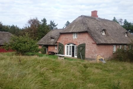 Old style re-conditioned house at the west coast - Nørre Nebel - House