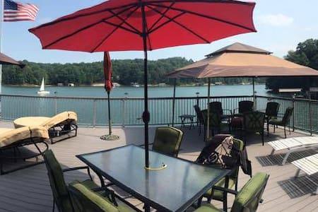 Mt Plattmore on Lake Lanier Terrace - Wohnung