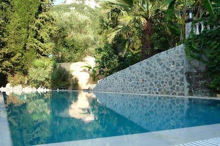 Top privacy villa 245m2+Free Dinner - Corfu