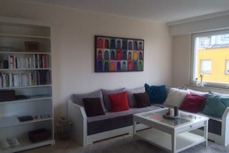 Cosy and very spacious apartment ideal for couple - Appartement
