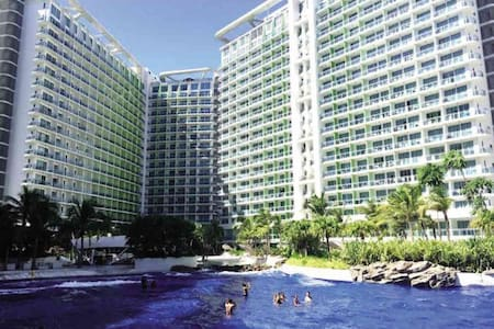 Staycation to remember... in the heart of the city - Manila - Apartment