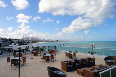 Flat Beira-mar CABO BRANCO - João Pessoa - Apartment