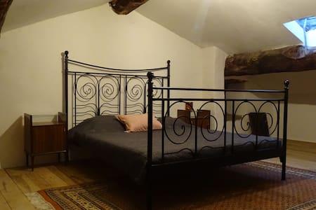 NEW Casa di Sarah big attic room - Vagli Sotto - Aamiaismajoitus