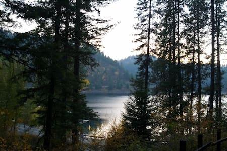 Hayden Lake Serenity Cove - Rumah