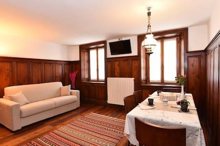 LA STUA - Campodolcino - Apartament