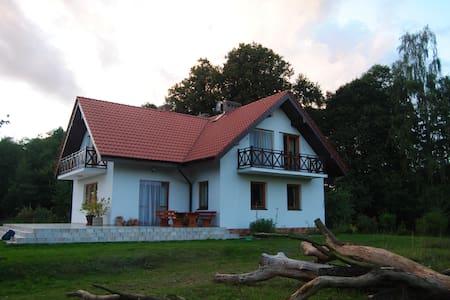 Mazury, Mazury Zachodnie, dom Bigajówka - House