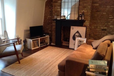 Lovely big room near zone 1, London - Pis