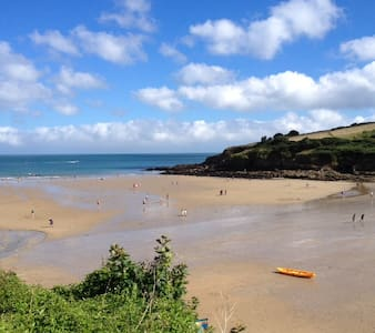 Ground floor apartment near Falmouth in Cornwall - Appartement