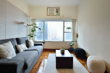 Spacious apartment Sai Ying Pun - Apartment