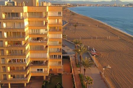 Apartment at the Saladar Beach. Urbanova. Alicante - Apartament