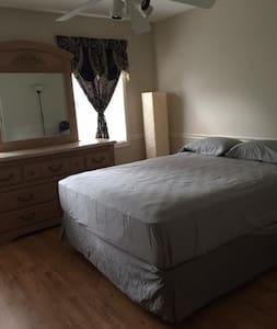 Furnished Bedroom - Tucker