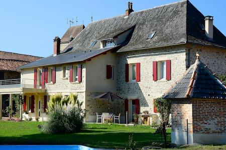 Chambre d'hotes - Bagnac-sur-Célé - Inap sarapan