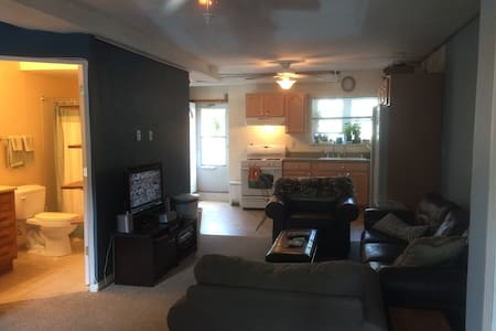 Spacious Studio Apartment - Bronx - Casa