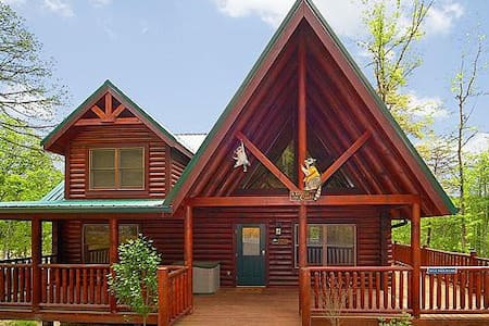 A Touch of Class - Gatlinburg - Cabin
