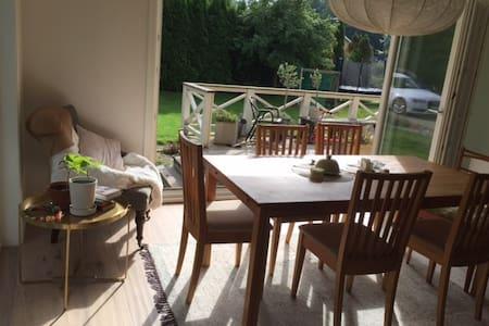 Live like a Swede in Scandinavian-style villa - House