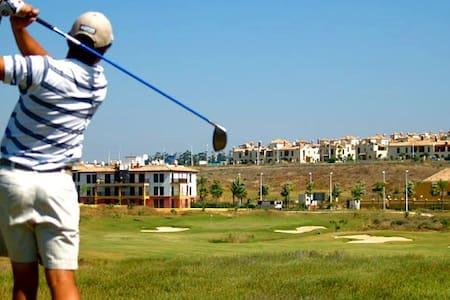 Costa Esuri Golf, Algarve beaches - Ayamonte - Apartment