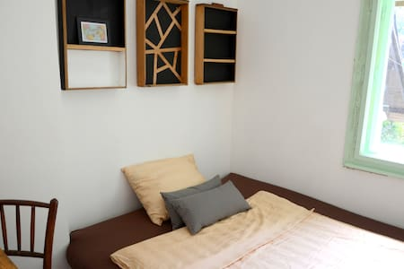 Garden House - Small double room with cute details - Wohnung