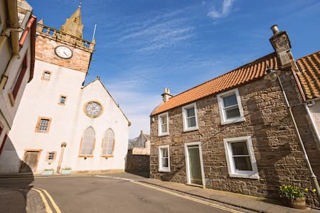 Home from Home in East Neuk of Fife - Pittenweem - House