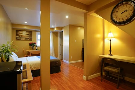 Private Studio near SFO Airport - San Bruno - 獨棟