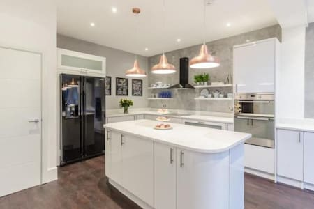 Beautiful house in London close to train St - Londres - Casa