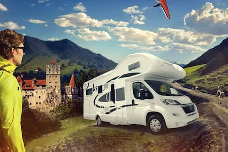 Your hotel on wheels. Haff Motorhome Rental. - Camper/Roulotte