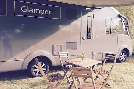 GlamperRV -  luxury mobile home - Autocaravana