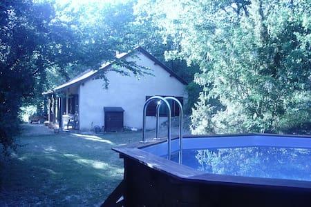 Maison avec piscine en Périgord Noir - Marnac