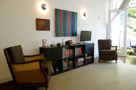 Vintage apartment near Av Paulista - São Paulo - Appartement