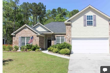 Charming neat and tidy home - Pooler - Casa